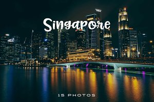 Singapore, Lion City (Photo Pack)