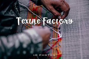 Textile Factory (Photo Pack)