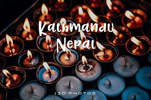 Kathmandu, Nepal (130 Photos)