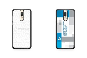 Huawei Mate 10 Lite 2d Colored Case