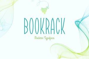Bookrack Typeface