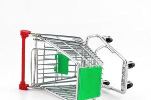 Italian shopping cart