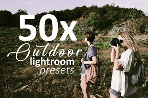 50xoutdoor Lightroom Presets