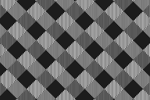 Black And White Checkered Pattern Graphic Patterns Creative Market