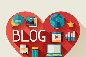 I love blog.