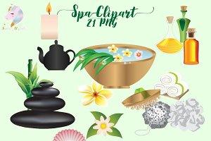Spa Clipart