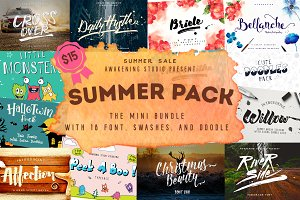 Summer Pack Mini Bundle