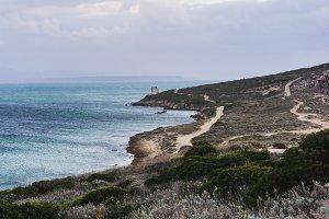Sardinian Sea Shore