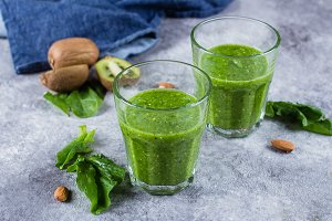 Helathy Green Smoothie