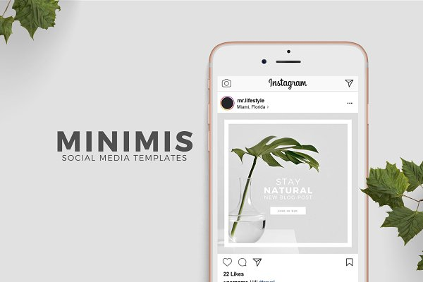 Templates: TimmDesign - Animated Social Media Templates