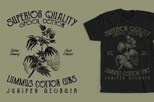 Quality Cotton T-Shirt Design