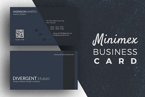 Minimex Business Card