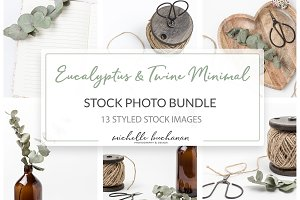 Stock Bundle - Eucalyptus & Twine