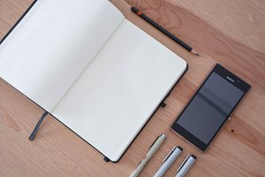 Hipster Notebook