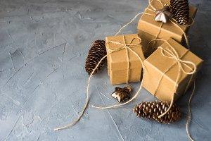 Gift box concept