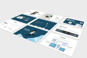 Apps / Presentation Mockup