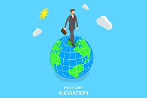 Workforce migration