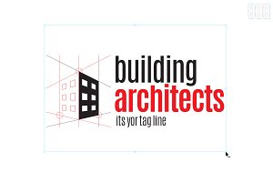 Building Architects Logo Template