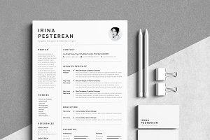 Resume|Cv_Irina Pesterean