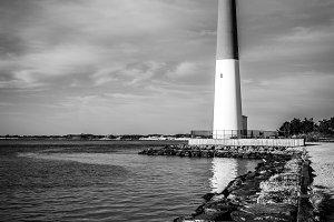 Iconic Barnegat Lighthouse