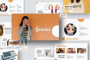 Gracius Illustration Keynote
