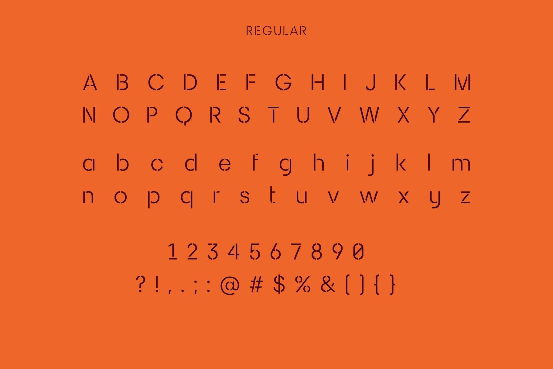sukima font 03 4