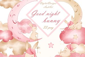 Good night, bunny
