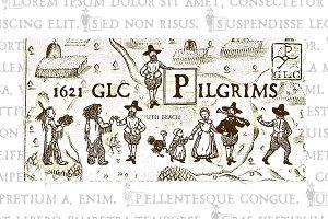1621 GLC Pilgrims OTF