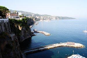 Italian cliff
