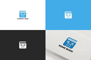 Book logo design | Free UPDATE