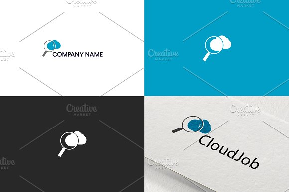 Cloud Logo Design Free UPDATE