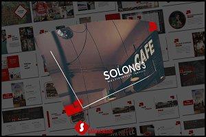 Solong 3 Creative Presentation