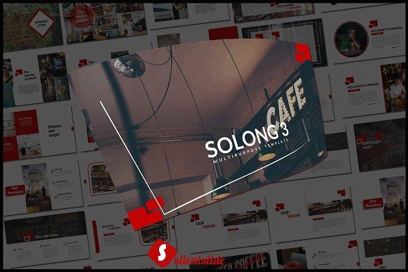 Solong 3 Keynote Presentation