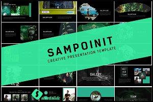 Sampoinit Presentation Template