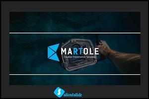 Martole Presentation Template