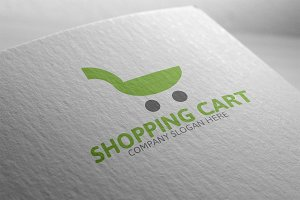 Shop Cart Logo