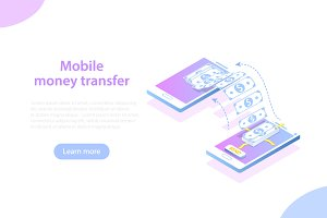 Mobile money transfer