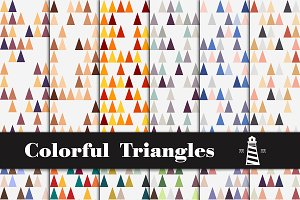 Triangle Digital Paper