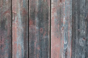 Red wooden background old and vintag