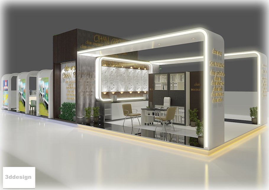 Exhibition Stand 107