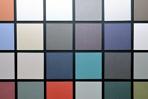 Abstract background from squares