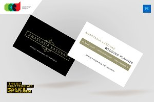 Minimal Business Card 54