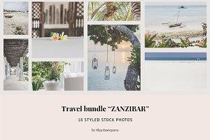 """Travel Bundle """"Zanzibar"""""""