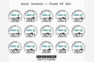 Class Of Mini Bundle