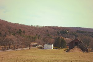 Beautiful Barn in the Country