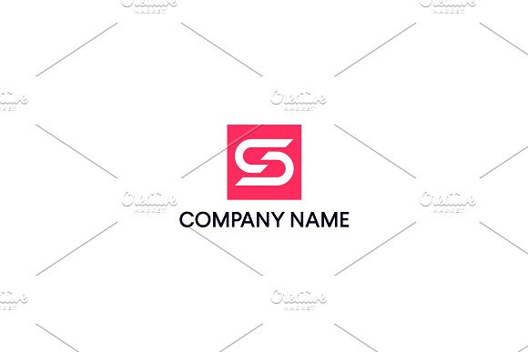 Letter S logo design | Free UPDATE in Logo Templates - product preview 1