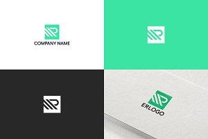 Letter R logo design | Fre UPDATE