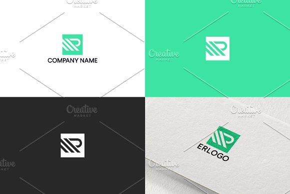 Letter R Logo Design Fre UPDATE