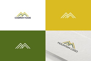 Mountain logo | Free UPDATE