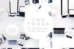 TwoTones Styled Desktop Stock Bundle
